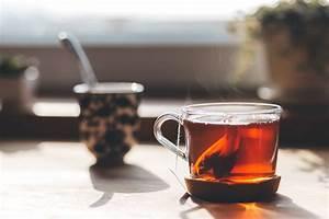 Tee Im Glas : kostenlose bild fr hst ck tasse trinken lebensmittel glas tee teetasse ~ Markanthonyermac.com Haus und Dekorationen