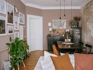 Alpina Erde Des Südens : interior stylen mit farbe boho earthtones terrakotta ~ Watch28wear.com Haus und Dekorationen