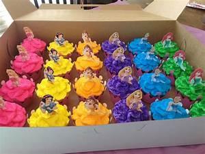 Disney Princess Cupcakes - CakeCentral com