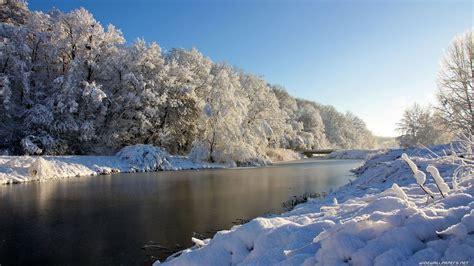 foto de Paysage D Hiver Gratuit Fond ecran hiver Paysage hiver