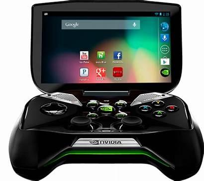 Nvidia Shield Gaming Console Handheld Project Portable