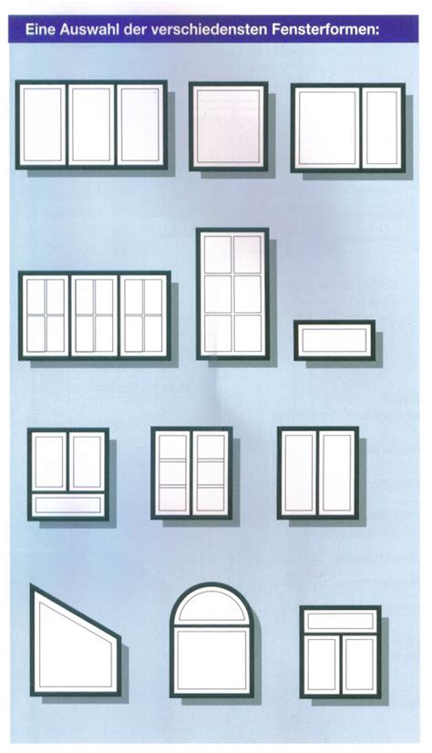 Fensterformen Vielfaeltig Und Effektiv by Rollladen Kuhles