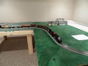 Lionel Model Trains In Action