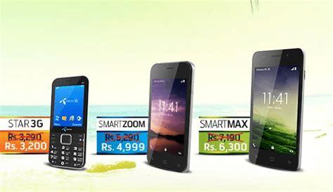 Telenor Smart Phones Full Specification & prices   InfoPak