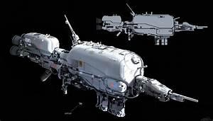 Halo 5 Concept Art by Sparth | #18 - Escape The Level