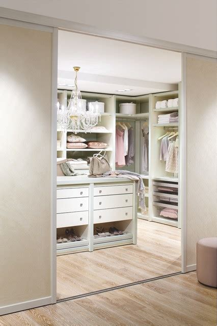 walk in closet from quot cabinet quot germany traditional