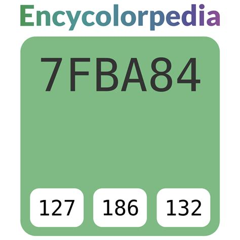 The hex color codes, rgb color codes and cmyk color codes of all five colors used in ferrari logo are given below. #7fba84 Hex Color Code, RGB and Paints