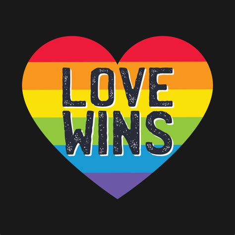 Love Wins - Love Wins - Kids T-Shirt | TeePublic