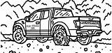 Ford Raptor Coloring Trucks Isn Stress Forget Yoga Let Way sketch template