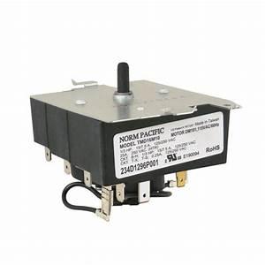 Ge Gtdp490ed2ws Dryer Timer - 60hz