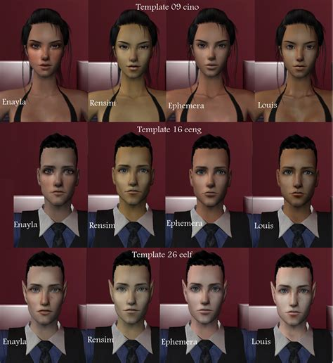 the sims 2 face replacement templates default replacement face templates simming face