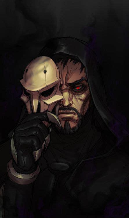 overwatch  reader requests  reaper  fem