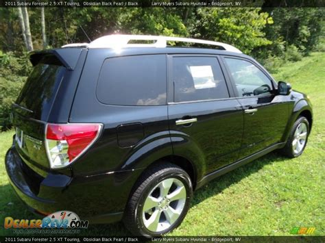 subaru forester touring xt 2011 subaru forester 2 5 xt touring obsidian black pearl