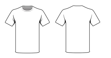 tshirt template png t shirt template png photo png arts