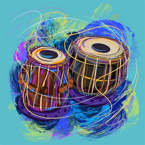 Choose your favorite indian musical instrument paintings from 70 available designs. Tabla Illustrations, Royalty-Free Vector Graphics & Clip ...