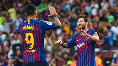 Barcelona News and Scores - ESPN | 2018-19 Team LeadersSpanish Primera División