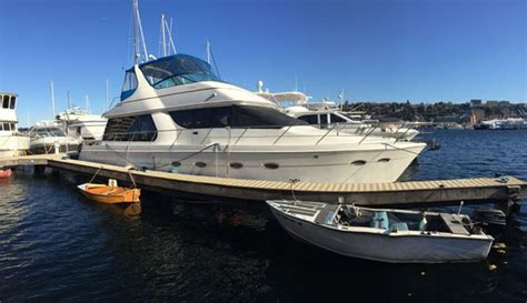 Airbnb Boat Rental Seattle by Two Nights On A Yacht In Lake Union Traveling With Ariel