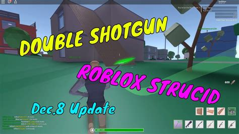 present   double shotgun  strucid youtube
