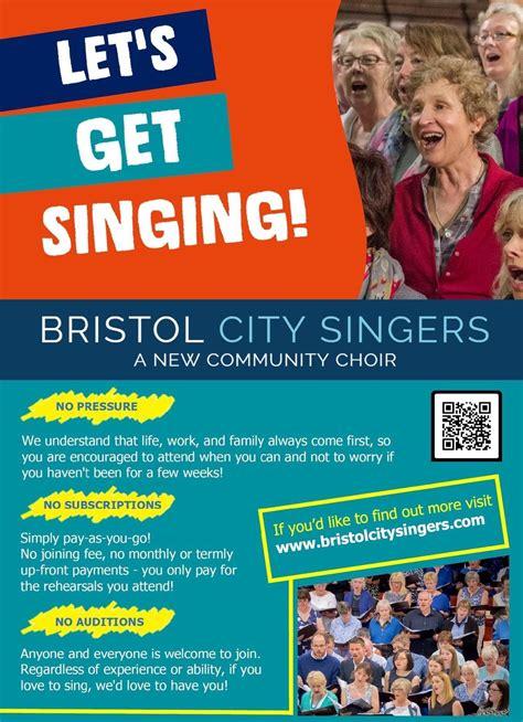 Bristol City Singers Community Choir, St Stephen's Church ...