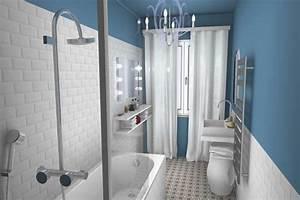 Déco Salle De Bains : 5 id es pour une salle de bains d co et pas cher styles de bain ~ Melissatoandfro.com Idées de Décoration