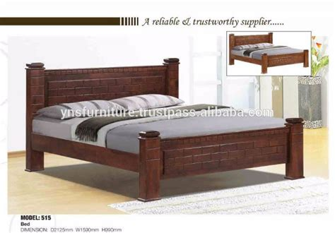 latest wooden double bed design ideas  box catalogue
