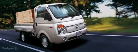 Hyundai H100 Picture by 2006 Hyundai H100 Picture 451235 Truck Review Top Speed