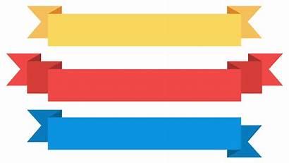 Ribbon Banner Banners Animated Retro Corner 4k