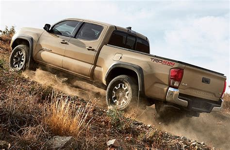 Towing Capacity Of Toyota Tacoma by What Is The Towing Capacity Of The 2017 Toyota Tacoma