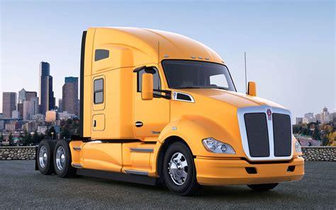 latest kenworth trucks kenworth introduces new high efficiency t680 heavy duty