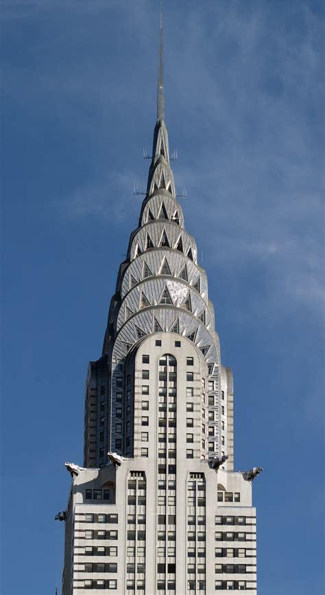 Filechrysler Building Spire Manhattan By Carol