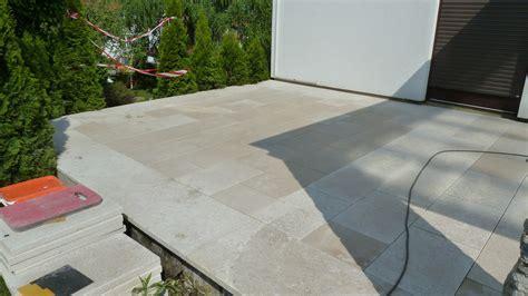 Terrassen Aus Naturstein, Betonwerkstein, Keramik, Granit