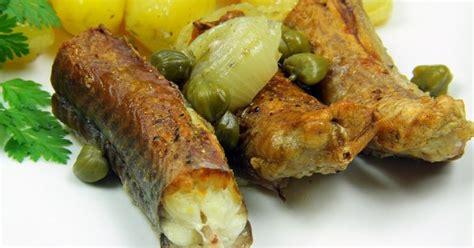 cuisiner roussette recette roussettes aux câpres cuisine et vins de