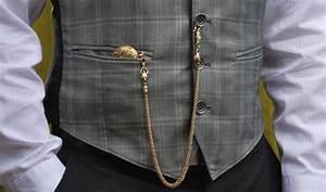Button-hook attachment, pocket watch chain | watchestry