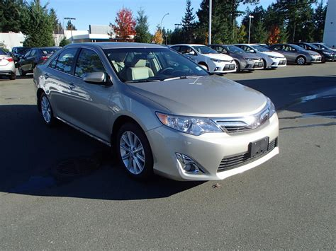 toyota camry xle  courtenay rice toyota
