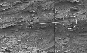 Is it a rock? A shadow? Or a 'Woman on Mars'? Internet ...