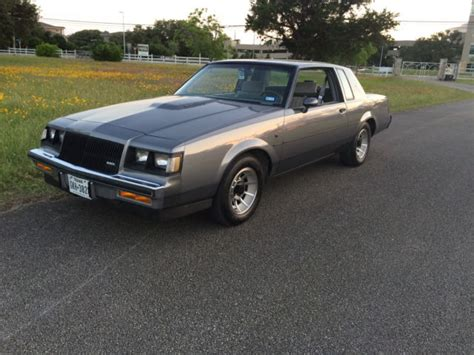 Buick Turbo T by 1987 Buick Regal T Type Turbo T Grand National Low