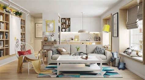 Nordic Home Decor by Bright Interiors That Show The Of Nordic
