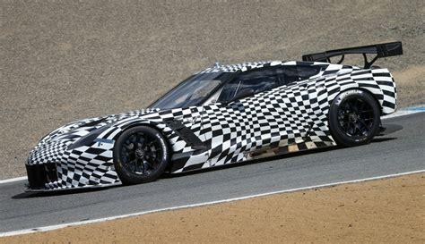 2014 Chevrolet Corvette C7r Race Car First Look
