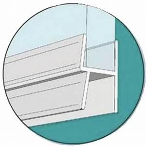 Bas De Porte à Glisser : joint bas double l vre pour porte de douche longueur 1 m ~ Dailycaller-alerts.com Idées de Décoration