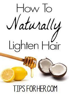 Ways To Lighten Hair Without Damaging It by Hnstyle Lighten Your Hair With Chamomile Tea