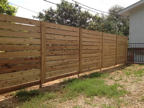 privacy fencing ideas tips installing horizontal privacy fence backyard fence ideas