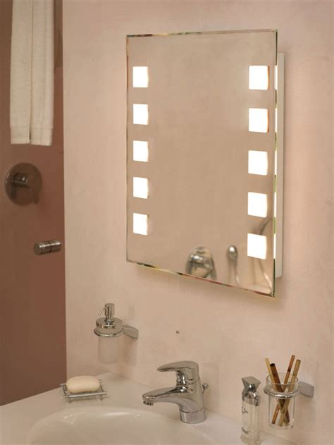 Marvelous Lighted Vanity Mirror Innovative Designs For