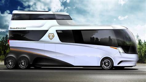 terraventure autonomous rv concept youtube