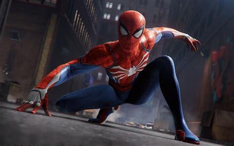 spider man ps hands  preview sensational swinging