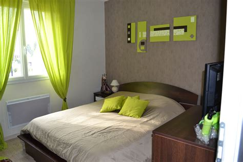 rideau pour chambre adulte déco chambre adulte wengé
