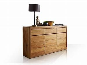 Sideboard Wildeiche Massiv Geölt : astoria sideboard wildeiche massiv ge lt ~ Watch28wear.com Haus und Dekorationen