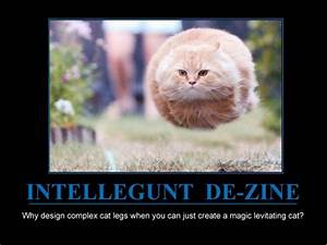 Intelligent Design - Meme Guy