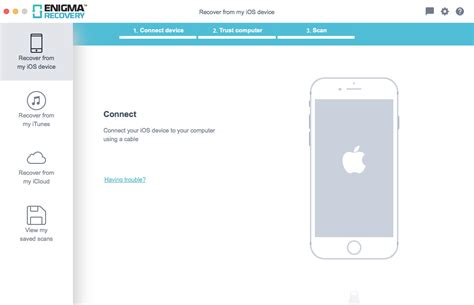 how to connect iphone how to recover deleted history on iphone enigma