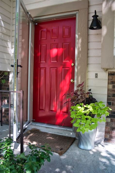 front door makeover front door paint projects front
