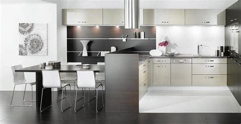 black white and kitchen ideas black and white kitchen design ideas decosee com
